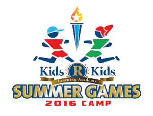 Kids R Kids Summer Camp logo